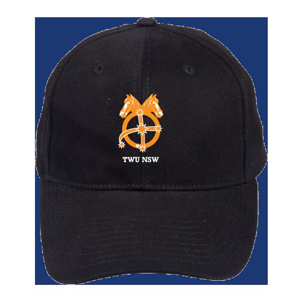 TWU cap