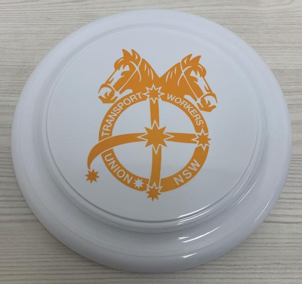 TWU frisbee