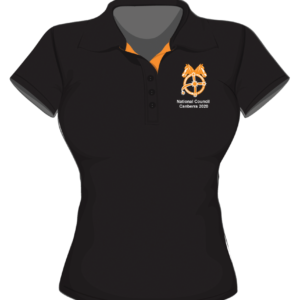 TWU polo for women